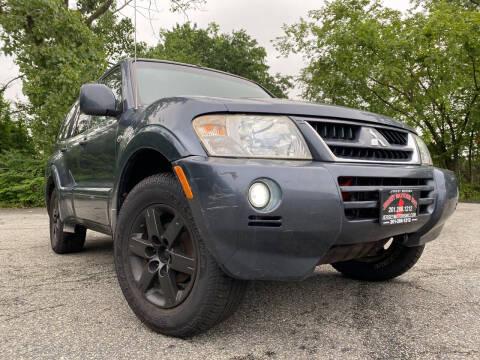 2005 Mitsubishi Montero for sale at JerseyMotorsInc.com in Teterboro NJ