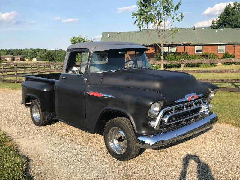 1957 Chevrolet 3100 for sale at 500 CLASSIC AUTO SALES in Knightstown IN