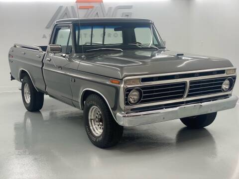 1975 Ford F-100 for sale at Alta Auto Group in Concord NC