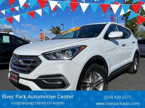 2018 Hyundai Santa Fe Sport for sale at River Park Automotive Center in Fresno CA