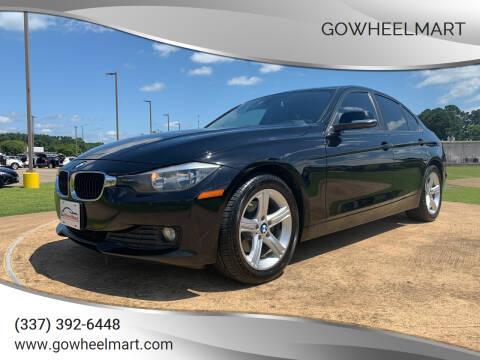 2014 BMW 3 Series for sale at GOWHEELMART in Leesville LA