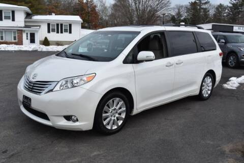 2014 Toyota Sienna for sale at AUTO ETC. in Hanover MA