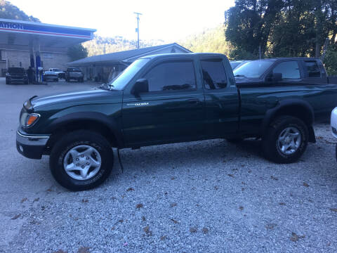 2003 Toyota Tacoma for sale at Clark's Auto Sales in Hazard KY
