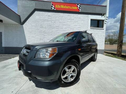 2006 Honda Pilot for sale at ALIC MOTORS in Boise ID