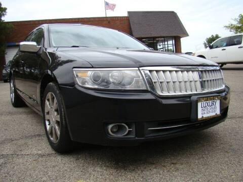 2008 Lincoln MKZ for sale at Columbus Luxury Cars in Columbus OH