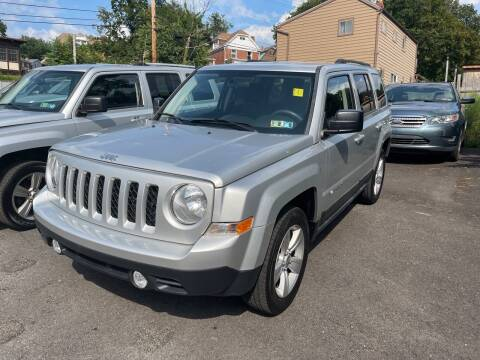 2011 Jeep Patriot for sale at Fellini Auto Sales & Service LLC in Pittsburgh PA