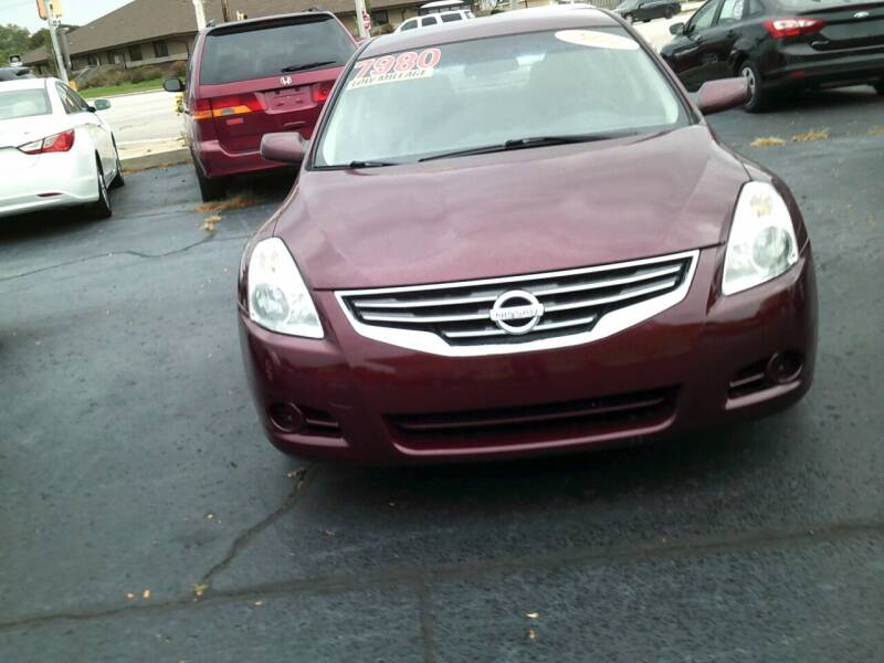 2011 Nissan Altima for sale at JIMS AUTO MART INC in Milwaukee WI