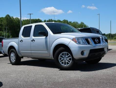 2016 Nissan Frontier for sale at HAYES CHEVROLET Buick GMC Cadillac Inc in Alto GA