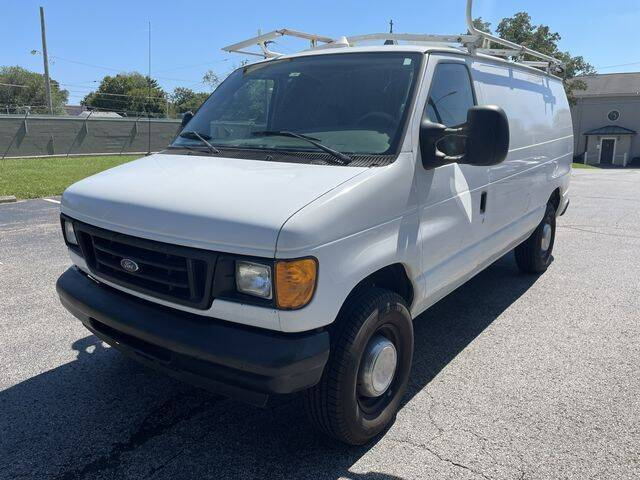 2006 Ford E-Series Cargo for sale at Falls City Motorsports in Louisville KY
