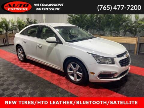 2015 Chevrolet Cruze for sale at Auto Express in Lafayette IN