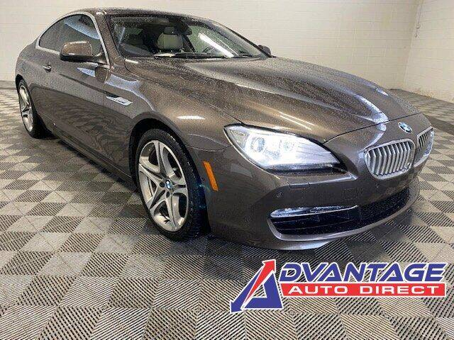 2014 BMW 6 Series for sale at Advantage Auto Direct in Kent WA