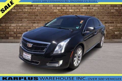 2017 Cadillac XTS for sale at Karplus Warehouse in Pacoima CA