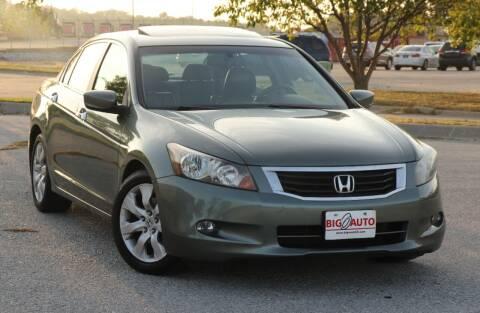 2008 Honda Accord for sale at Big O Auto LLC in Omaha NE