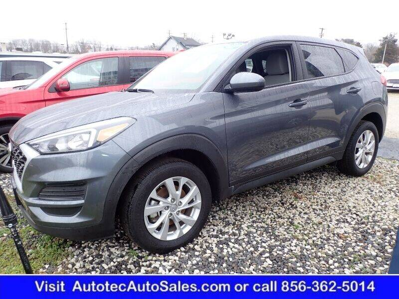2019 Hyundai Tucson for sale at Autotec Auto Sales in Vineland NJ