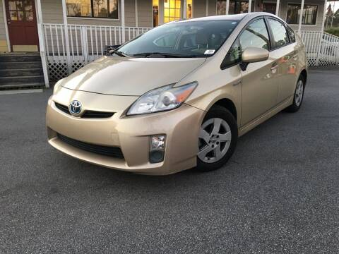 2010 Toyota Prius for sale at Georgia Car Shop in Marietta GA