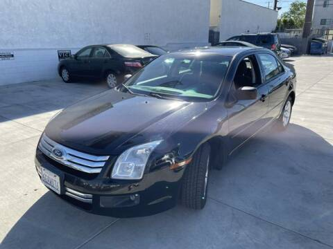 2007 Ford Fusion for sale at Hunter's Auto Inc in North Hollywood CA