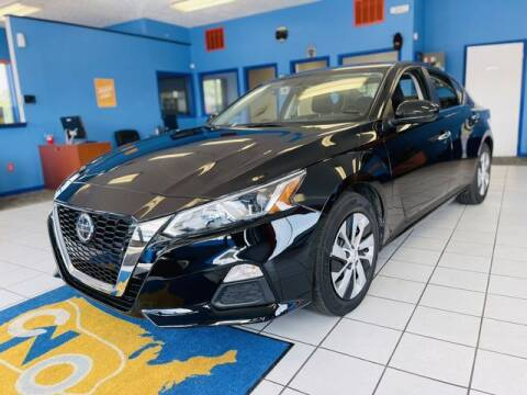 2020 Nissan Altima for sale at Car Nation in Aberdeen MD