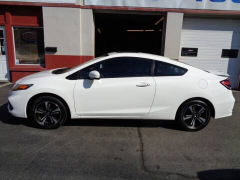 2014 Honda Civic for sale at Best Choice Auto Sales Inc in New Bedford MA