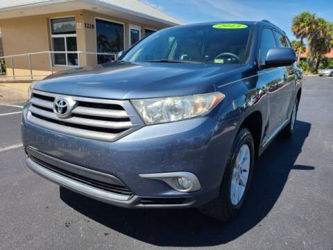 2013 Toyota Highlander for sale at BC Motors of Stuart in West Palm Beach FL
