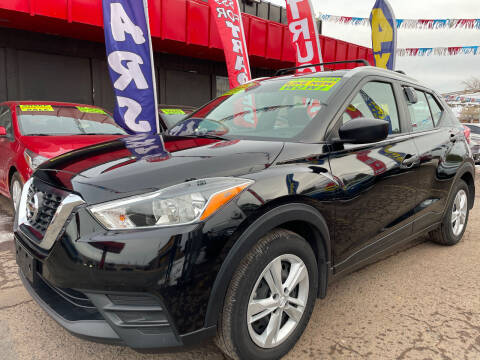 2019 Nissan Kicks for sale at Duke City Auto LLC in Gallup NM