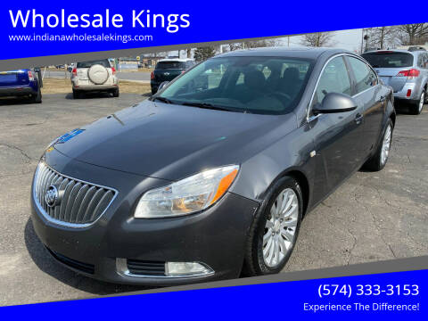 2011 Buick Regal for sale at Wholesale Kings in Elkhart IN