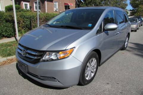 2016 Honda Odyssey for sale at First Choice Automobile in Uniondale NY