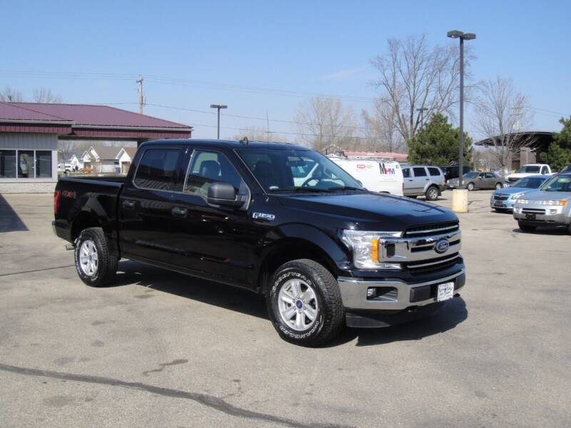 2020 Ford F-150 for sale at Turn Key Auto in Oshkosh WI