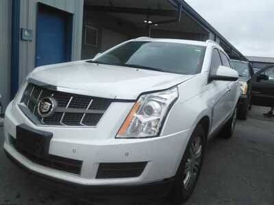2012 Cadillac SRX for sale at TEXAS MOTOR CARS in Houston TX