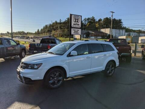 2015 Dodge Journey for sale at Route 22 Autos in Zanesville OH