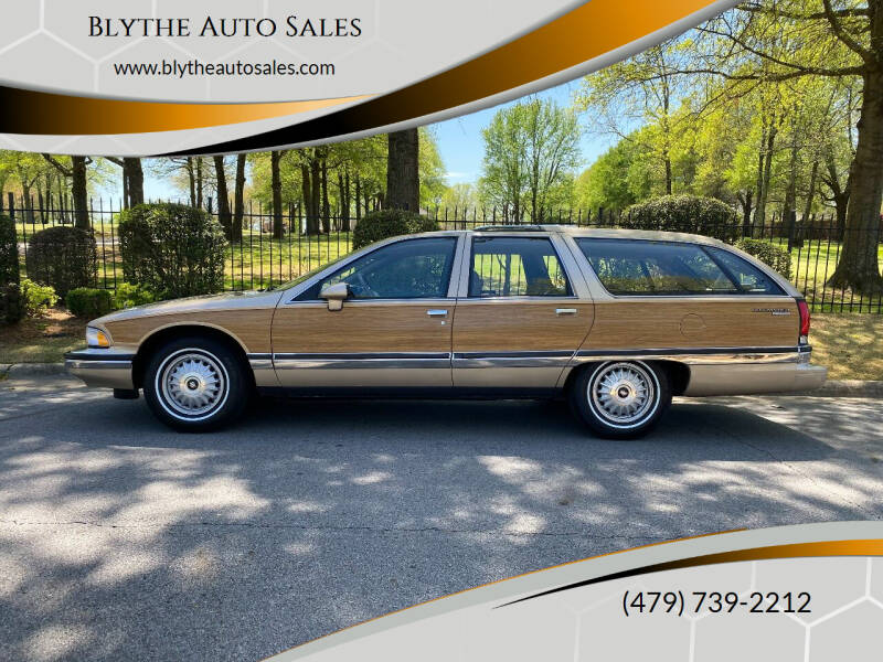 1993 Buick Roadmaster for sale in Fort Smith, AR
