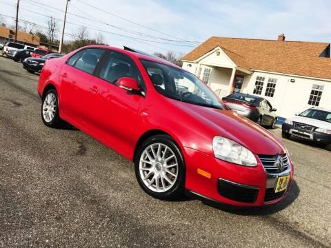 2008 Volkswagen Jetta for sale at New Wave Auto of Vineland in Vineland NJ