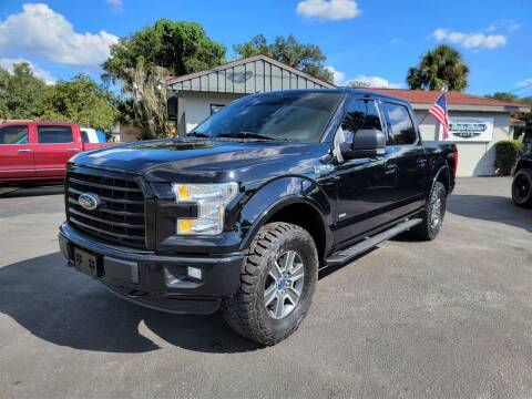2016 Ford F-150 for sale at Lake Helen Auto in Orange City FL