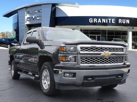 2015 Chevrolet Silverado 1500 for sale at GRANITE RUN PRE OWNED CAR AND TRUCK OUTLET in Media PA