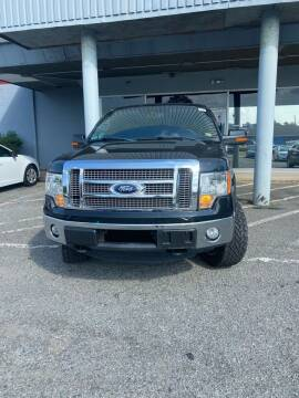 2012 Ford F-150 for sale at Carz Unlimited in Richmond VA