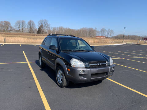 2006 Hyundai Tucson for sale at Quality Motors Inc in Indianapolis IN
