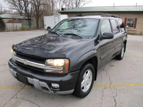 2003 Chevrolet TrailBlazer for sale at RJ Motors in Plano IL