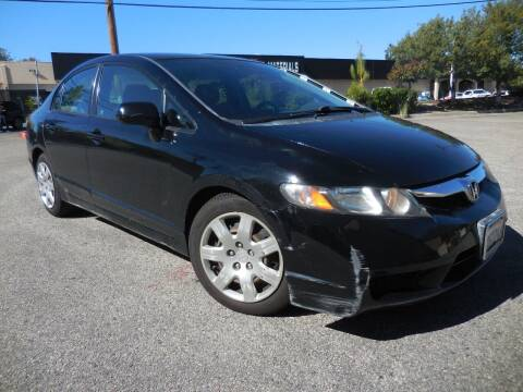 2011 Honda Civic for sale at ARAX AUTO SALES in Tujunga CA