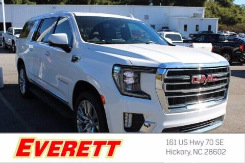 2021 GMC Yukon XL for sale at Everett Chevrolet Buick GMC in Hickory NC