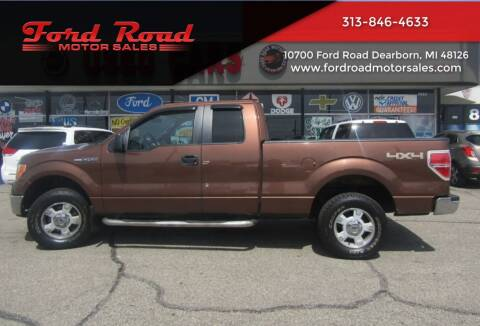 2011 Ford F-150 for sale at Ford Road Motor Sales in Dearborn MI