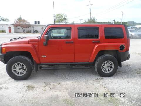 2008 HUMMER H3 for sale at Town and Country Motors in Warsaw MO