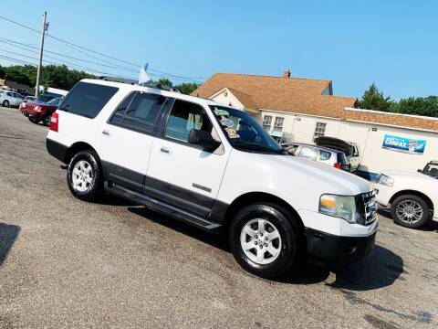 2007 Ford Expedition for sale at New Wave Auto of Vineland in Vineland NJ