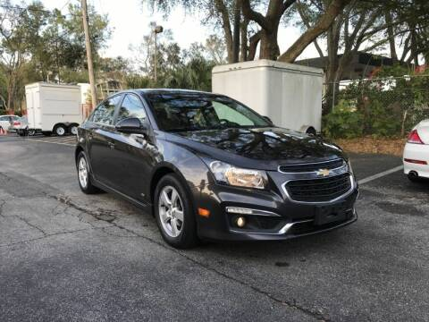 2015 Chevrolet Cruze for sale at Nelivan Auto in Orlando FL