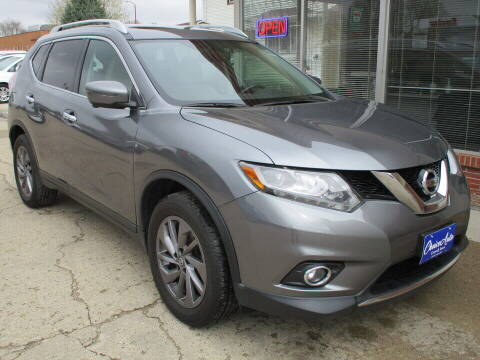 2016 Nissan Rogue for sale at Choice Auto in Carroll IA