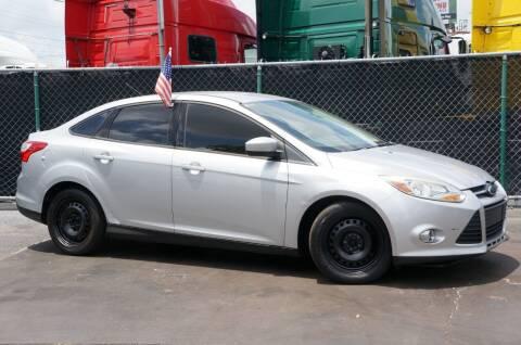 2012 Ford Focus for sale at MATRIX AUTO SALES INC in Miami FL