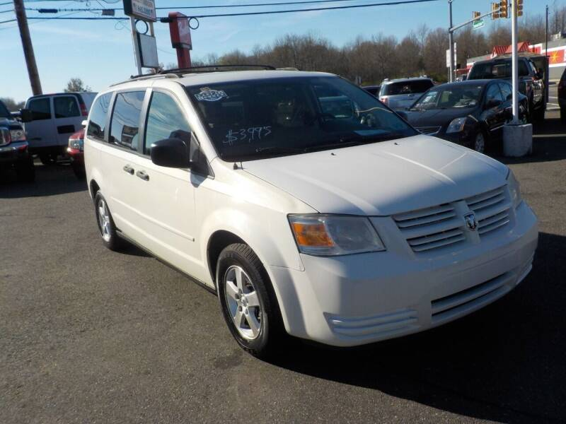 2008 Dodge Grand Caravan for sale at United Auto Land in Woodbury NJ