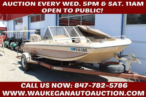 1984 OZARK T164 for sale at Waukegan Auto Auction in Waukegan IL