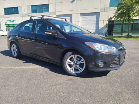 2014 Ford Focus for sale at Lexton Cars in Sterling VA