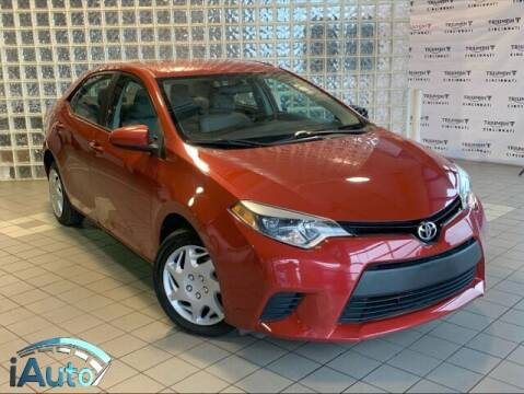 2014 Toyota Corolla for sale at iAuto in Cincinnati OH