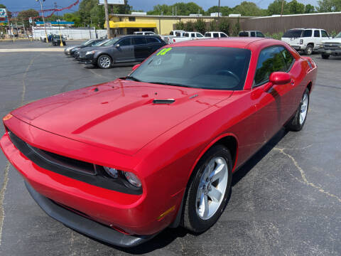 2012 Dodge Challenger for sale at IMPALA MOTORS in Memphis TN