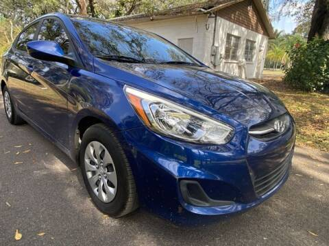 2016 Hyundai Accent for sale at Pioneers Auto Broker in Tampa FL